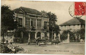 VIETNAM INDOCHINE - La Justice de Paix a Saigon (190176)