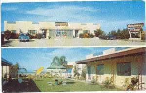 Monterey Apartments, North Reddington Beach St. Petersburg Florida, FL