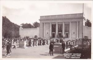 California San Francisco Steinhart Aquarium Golden Gate Park 1946