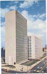New City-County Building Detroit Michigan MI