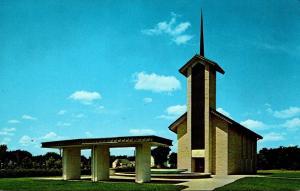 Kansas Abilene Place Of Meditation Eisnehower Center