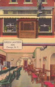 New York Owego Green Lantern Inn