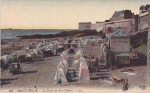 France Saint Malo La Greve de Bon-Secours