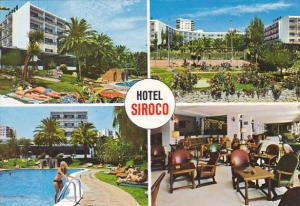 Hotel Siroco Benalmadena Costa Del Sol Spain