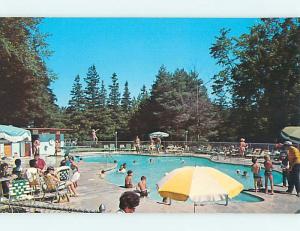 Unused Pre-1980 SCHWARTZ RESORT HOTEL Elkhart Lake Wisconsin WI Q4104