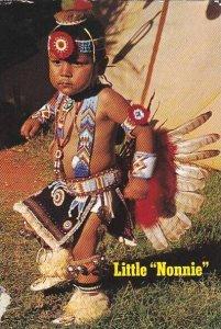 Oklahoma Indian Hospitality Little Nonnie