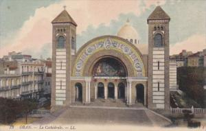 Algeria Oran La Cathedrale