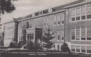 Arkansas Conway E E Cordrey Science Building Arkansas State Teachers College ...