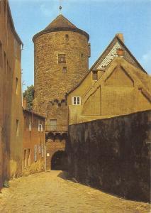 Bautzen Nikolaiturm Tower Miklawsowa Weza Tour