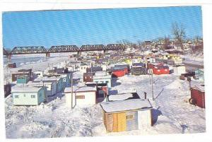 Ste-Anne de la Perade , Quebec, Canada, PU-1984