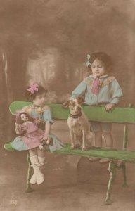 RP: Kids , Doll & Dog , 00-10s