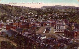 BLACK HILLS DEADWOOD, SD 1914