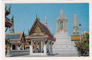 Thailand Bangkok Inside The Emerald Temple