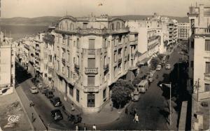 Marocco Tanger L'Avenue Pasteur 01.88
