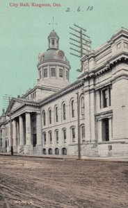 KINGSTON, Ontario, Canada, 1900-10s; City Hall
