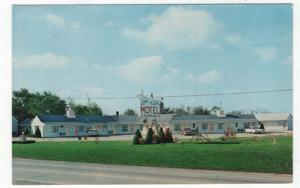 Richmond, Indiana, Early View of The Little Villa Motel