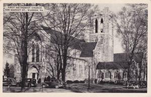 First Methodist Church, Market Street, Warren, Pennsylvania, PU-1945