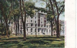 WATERBURY , Connecticut , 1906 ; Hotel Elton