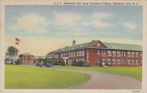 North Carolina Elizabeth City Eilzabeth City State Teachers College