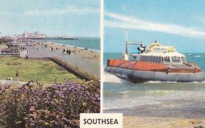 SOUTHSEA , UK , 1950-60s ; Hovercraft