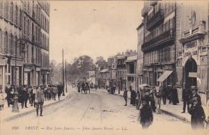 France Brest Rue Jean-Jaures