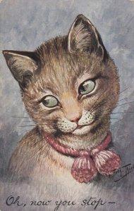 AS: Arthur Thiele , Cat , Oh, now you stop- , 00-10s