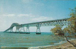 NEWBURG , Maryland , 50-60s ; Potomac River Bridge on U.S. Route 301