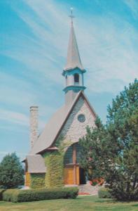 Longfellows Evangeline Grand Pre National Park Canada Canadian Postcard