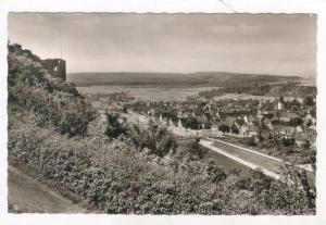 RP  Muhlacker/Enz mit Ruine Loffelstelz, Germany 30-50s
