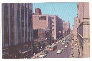 St Cathrine, Montreal, Quebec, Canada, 40-60s
