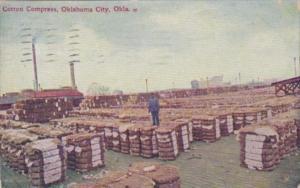 Oklahoma Oklahoma City Cotton Compress 1911