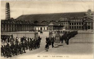 CPA PARIS (7e) Ecole Militaire. (534875)