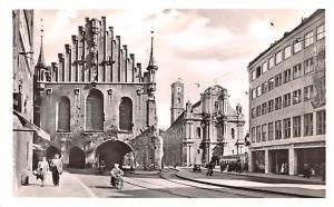 Munchen Germany Altes Rathaus mit Heilig Geistkirche Munchen Altes Rathaus mi...