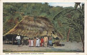 Indian Camp , Province of Chiriqui , Panama , 1910s