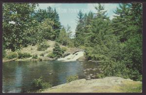 Greetings From Townsend,WI Postcard