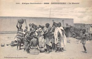 Mali Bandiagara Soudan, Commerce, Market Markt, Marche, native people