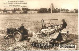 McCormick Tractors Advertising Postcard Post Card  McCormick Tractors