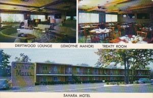 New York Livepool Beautiful Lemoyne Manor Modern Restful Sahara Motel
