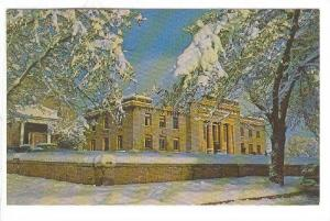 Lassen County Courthouse at Susanville, California, 40-60s