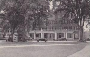 New Hampshire Hanover The Hanover Inn Dartmouth College Campus Albertype