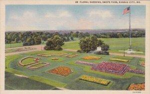 Floral Gardens Swope Park Kansas City Missour