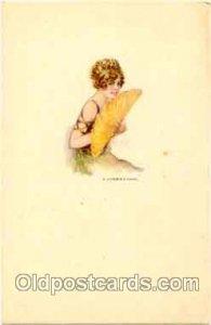 Artist Tito Corbella (Italy) Postcard Post Card 408m-5 unused