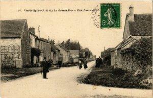 CPA Vieille-Église La Grande Rue - Cote RAMBOUILLET (246888)