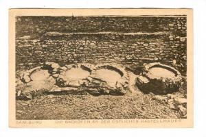 Die Backoffen An Der Ostlichen Kastell Mauer, Saalburg  (Hesse), Germany, 00-10s