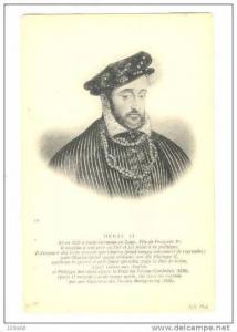 France Royalty King Henri II