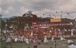 TRINIDAD, B.W.I., 1940-60s; Carnival Time