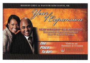 Downingtown PA Ebenezer Full Gospel Baptist Church Ad 4X6