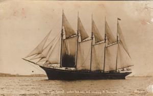 RP; PORT TOWNSEND , Wash. , 1909 ; Ship INCA