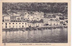 Mers-el-Kébir , Algeria , 00-10s : Debarcadere des pscheurs