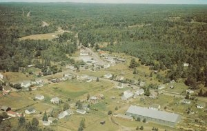 APSLEY , Ontario , Canada , 1950-60s ; Tourist Headquarters , D. Brown & Son